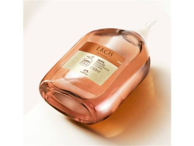 Refil Desodorante Colônia Frescor Natura Ekos Pitanga Feminino 150ML - 1