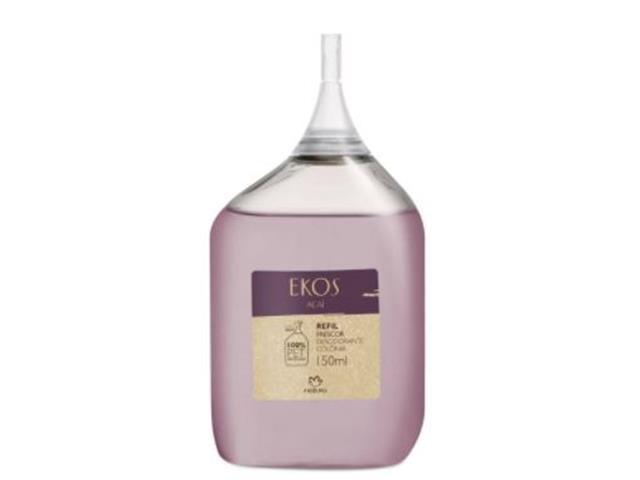 Refil Desodorante Colônia Frescor Natura Ekos Açaí Feminino 150ML