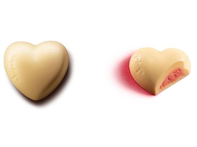 Caixa Bombons Coração Recheados Kopenhagen 12 Unidades - 5