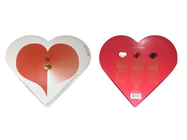 Caixa Bombons Coração Recheados Kopenhagen 12 Unidades - 7