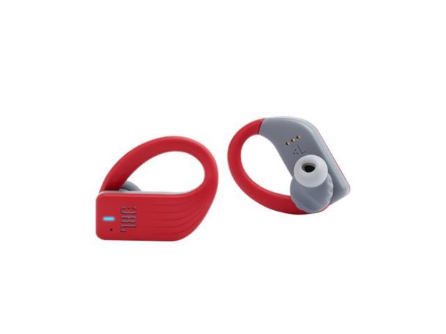 Fone de Ouvido Bluetooth JBL JBL Endurance Peak Red JBLENDURPEAKRED