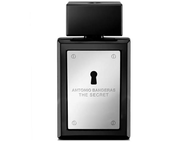 Perfume Antonio Banderas The Secret Masculino Eau de Toilette 200ML - 1