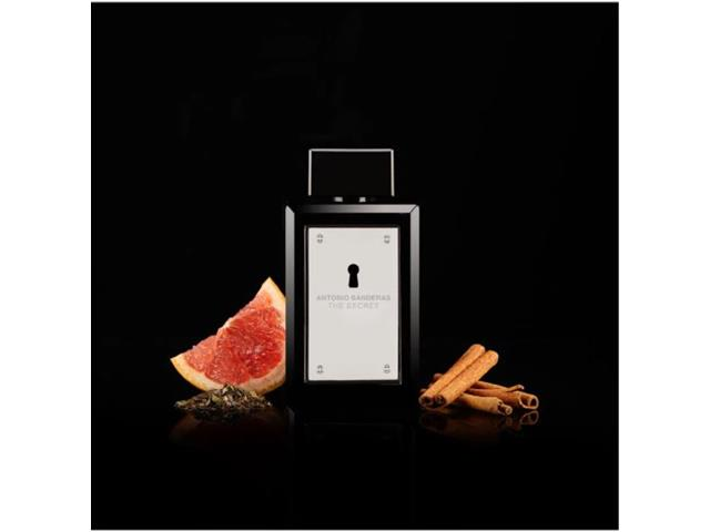 Perfume Antonio Banderas The Secret Masculino Eau de Toilette 200ML - 4