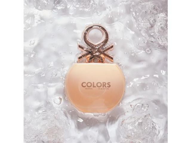 Perfume Benetton Colors Her Rosé Feminino Eau de Toilette 80ML - 3