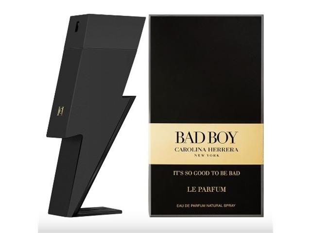 Perfume Carolina Herrera Bad Boy Le Parfum Masculino EDP 50ML