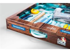 Kit de Ferramentas Tramontina 100 Peças 110V - 1