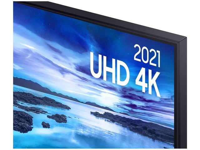 "Smart TV LED 65"" Samsung Ultra HD 4K HDR c/Conv.TV Digital 3 HDMI 1USB - 2"