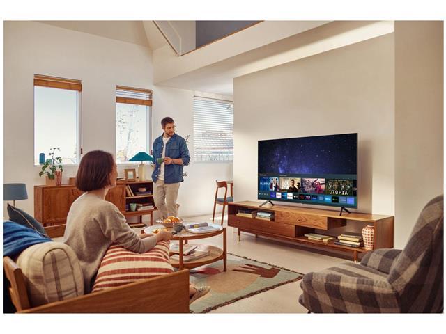 "Smart TV LED 65"" Samsung Ultra HD 4K HDR c/Conv.TV Digital 3 HDMI 1USB - 4"