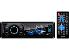 "DVD Player Automotivo Tela 3"" Lenoxx"