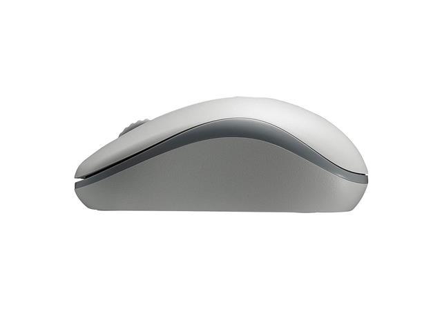 Mouse sem Fio Rapoo M10 RA008 2.4 Ghz com Pilha White - 1