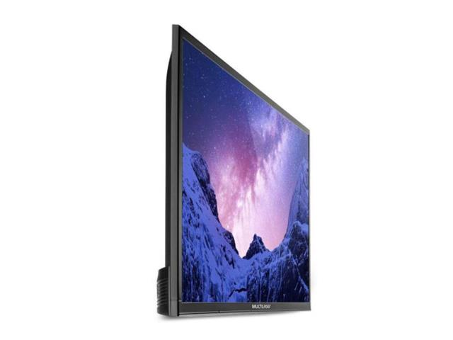 "Smart TV Multilaser FHD com Wifi Integrado e Netflix Bivolt 43"" - 1"