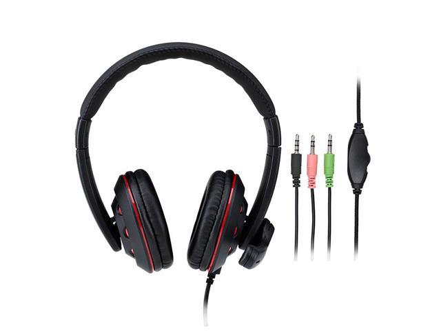 Fone de Ouvido Headset Gamer Multilaser PH335 P2+P3 Preto - 3