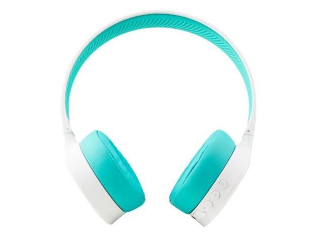 Fone de Ouvido Bluetooth Pulse PH342 Head Beats 5.0 Branco e Verde - 2
