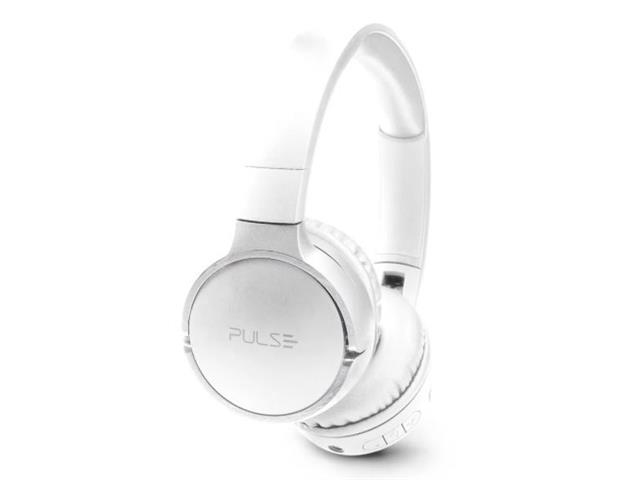 Fone de Ouvido Bluetooth Pulse PH347 FIT BT 5.0 Branco