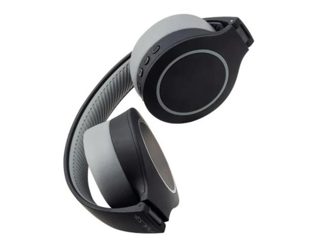 Fone de Ouvido Bluetooth Pulse PH339 Head Beats 5.0 Preto e Cinza - 1