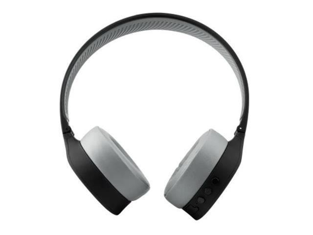 Fone de Ouvido Bluetooth Pulse PH339 Head Beats 5.0 Preto e Cinza - 2