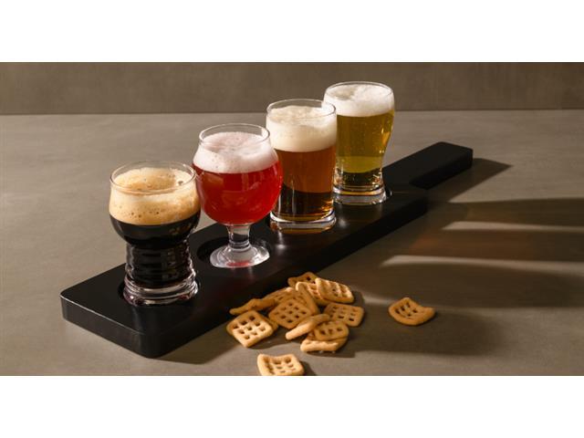 Conjunto Haus Mini Copos de Cerveja 5 Peças
