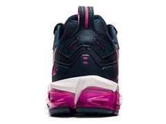 Tênis Asics Gel-Quantum 180 French Blue/Hot Pink Fem - 3