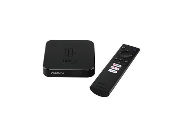 Smart Box Android TV Intelbras 4143010 Izy Play