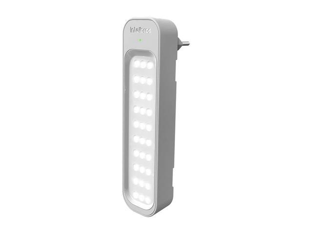 Luminaria de Emergência Autônoma Intelbras LEA 150 Branca