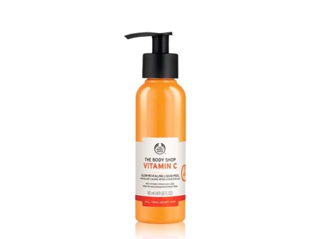 Esfoliante The Body Shop Vitamina C Peeling Líquido 145ML