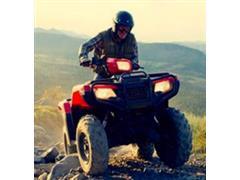 Moto Honda TRX 520 FM - 2