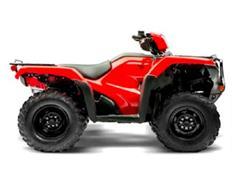 Moto Honda TRX 520 FM - 1