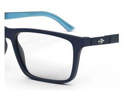 Óculos de Grau Clip-On Mormaii Swap 4 Azul Escuro Degradê Azul Fosco - 2