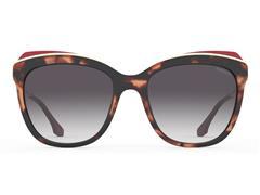 Óculos de Sol Colcci Lua Demi Marrom Brilho Lente Cinza Degradê - 1