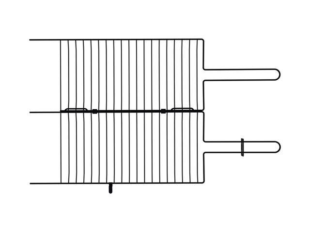 Grelha Tramontina Churrasco Black em Aço Carbono Nitrocarbonetado - 3