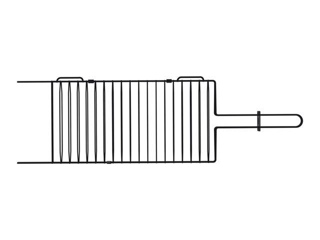 Grelha Tramontina Churrasco Black em Aço Carbono Nitrocarbonetado - 1