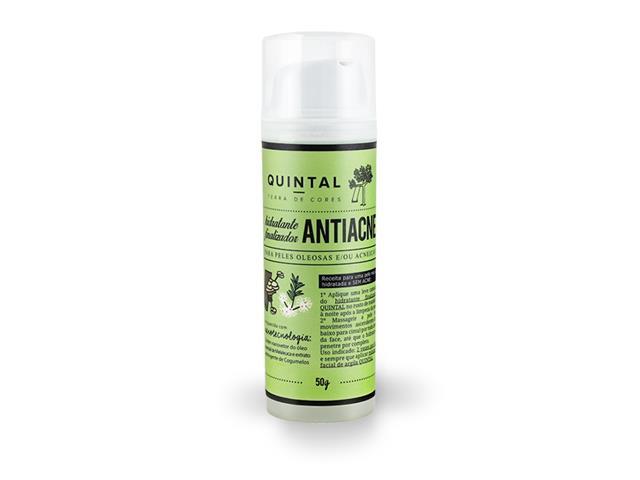 Fluido Hidratante Quintal Dermacosméticos Antiacne
