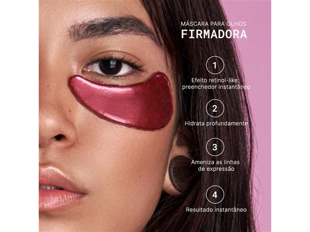 Máscara para Olhos Quintal Dermacosméticos Pommar Firmadora 2 Uni - 3