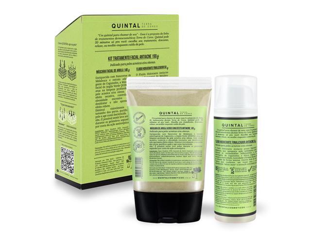 Tratamento Antiacne Quintal Dermacosméticos Terra de Cores 1 Uni - 1