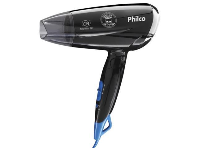 Secador de Cabelo Philco Skull Pro Travel PSC07P 1200W Bivolt