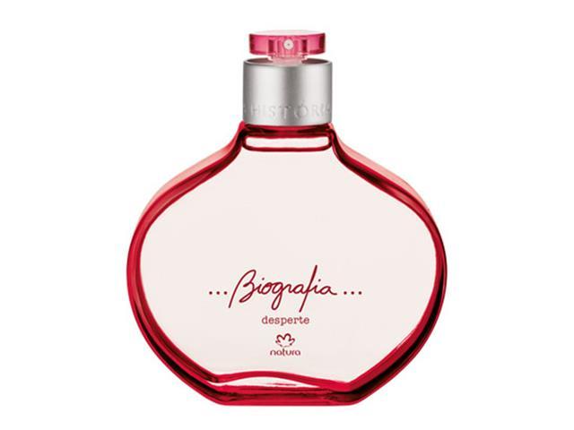 Perfume/Desodorante Colônia Natura Biografia Desperte Fem 100 ml