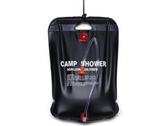 Ducha Solar Camping Pesca Lhotse 20 Litros Outdoor - 0