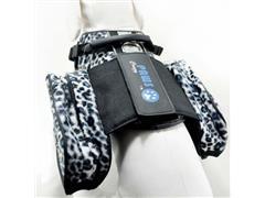 Mochila Desmontable Fashion Para Perro Azul M Mascan