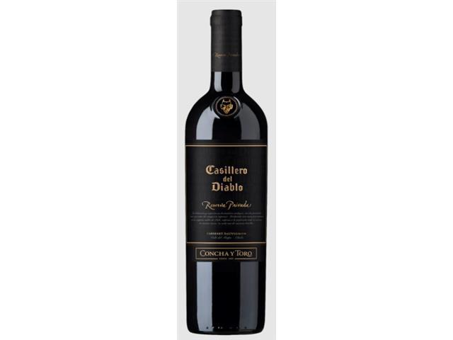 Vinho Chileno Casillero Reserva Privada Cabernet Sauvignon 750ML Tinto