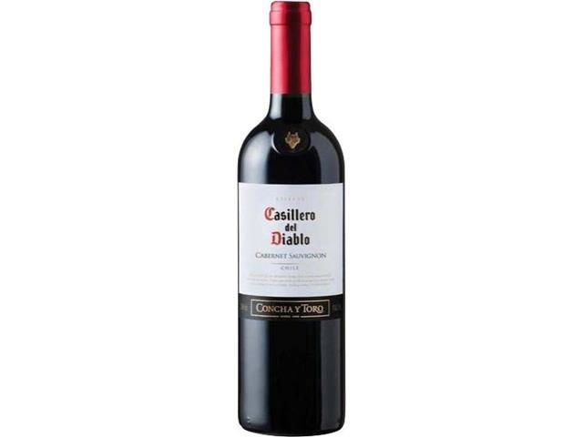 Vinho Chileno Casillero Del Diablo Cabernet Sauvignon 750ML Tinto