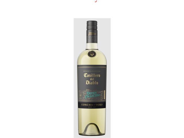 Vinho Chileno Casillero Del Diablo Devils Collection 750ML Branco