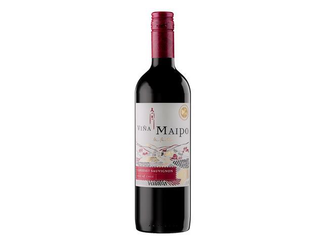 Vinho Chileno Maipo Mi Pueblo Cabernet Sauvignon 750ML Tinto