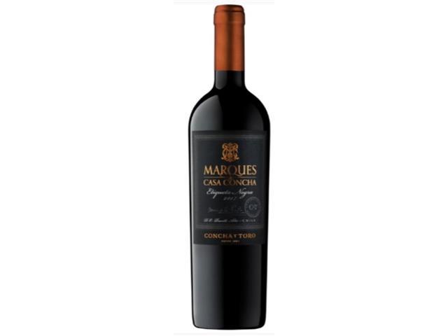 Vinho Chileno Marques De Casa Concha Etiqueta Negra 750ML Tinto