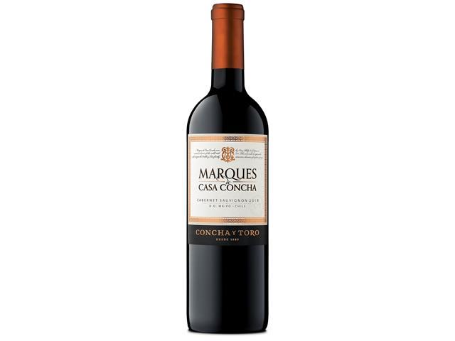 Vinho Chileno Marques De Casa Concha Cabernet Sauvignon 750ML Tinto