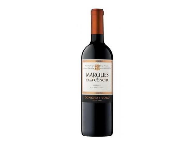 Vinho Chileno Marques De Casa Concha Merlot 750ML Tinto