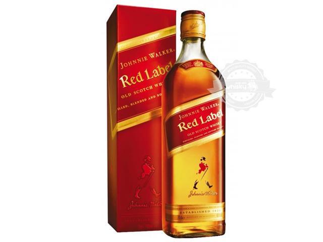 Whisky Johnnie Walker Red Label 750cc