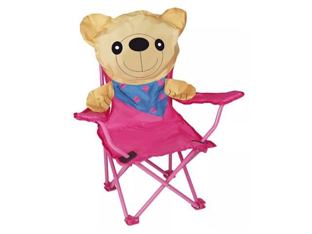 Cadeira Infantil Dobrável Sanfonada MOR Ursinho - 1