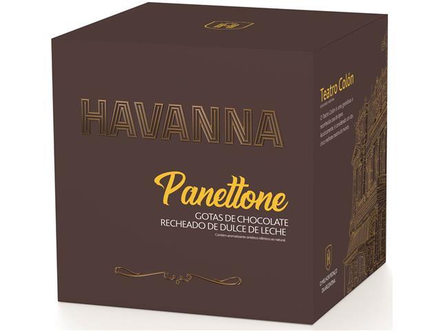 Combo Panettone Havanna Doce de Leite + Gotas com Doce de Leite 700G - 8