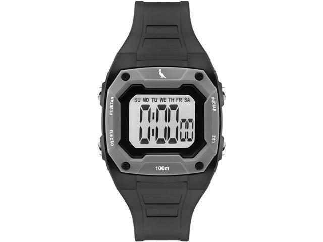 Relógio Infantil Digital Reserva Prata RE9451AB/8C
