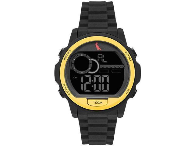 Relógio Masculino Digital Reserva Preto RE14627/8C